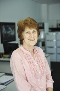 Hildegard Ritt, Office Assistant